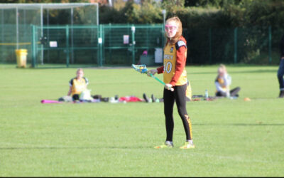 England success for lacrosse player Aimee