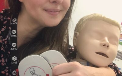 Life-saving CPR training given to Didsbury High students