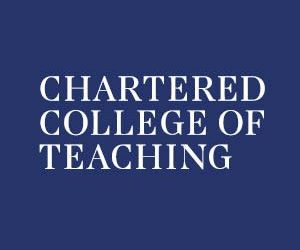 DHS selected as Chartered College of Teaching provider