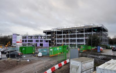 Building Didsbury High School – the story so far…
