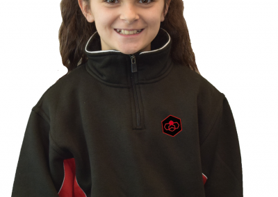 Girls PE Kit Fleece