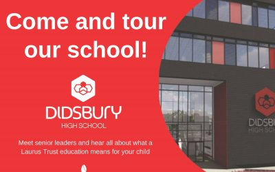 Prospective parents: Come and visit our brand new school!